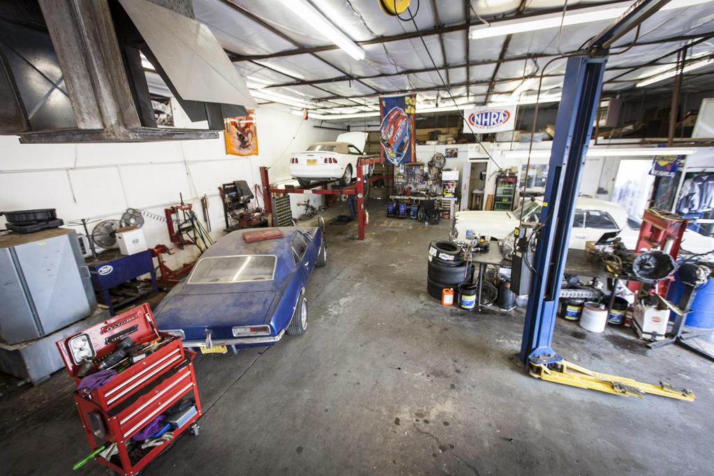 Cars and Shop